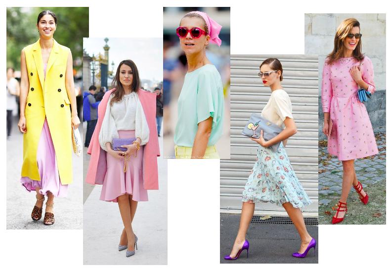 Flower Ladies Fashion