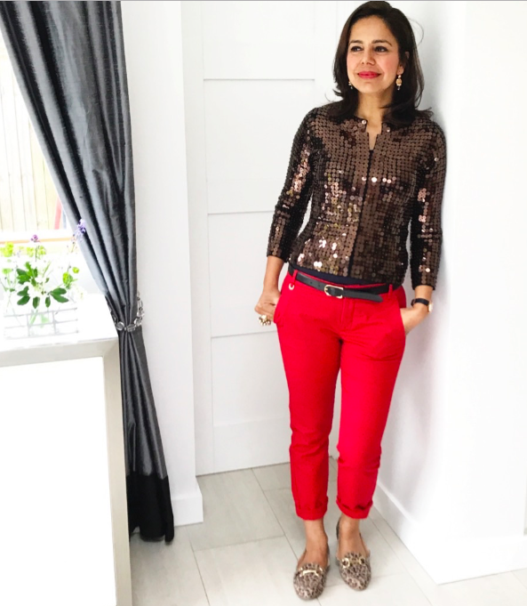 How to wear ankle grazer trousers