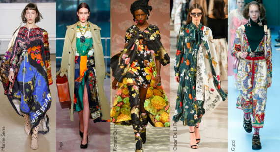Autumn Winter Fashion Trends for 2018
