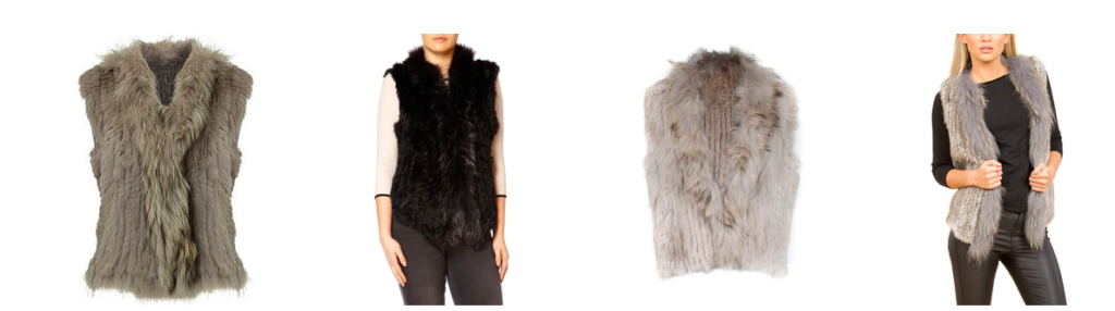Fur Gilet for Women for Extra Warmth